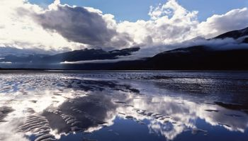 Jasper lake reflections
